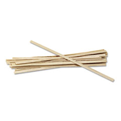 Stir Sticks Wood 5.5 inch
