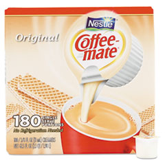 Coffee Mate Creamer - Liquiod Mini Cups Original