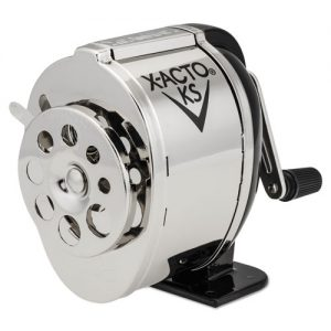 pencil sharpener manual
