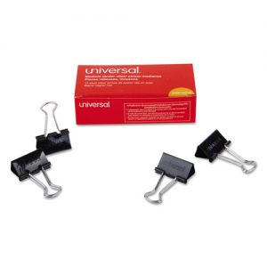 binder clips- medium