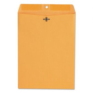 envelopes- clasp 9x12 100 ct.