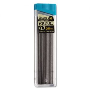 pencil mechanical refills 30 ct. .7mm