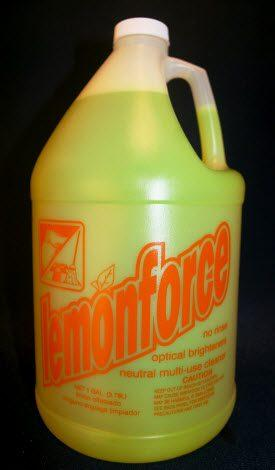 Floor Cleaner, Neutral, Gallons