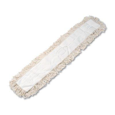 Industrial Dust Mop Head White 48""