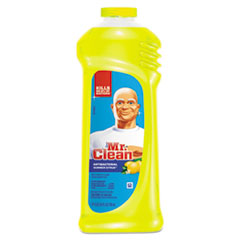 Mr. Clean Multi-Surface Antibacterial Cleaner, Summer Citrus Scent, 24 oz Bottle