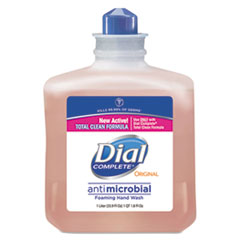 Dial Antimicrobial Foaming Hand Wash, 1000mL Refill