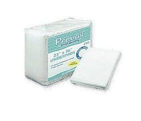 """Prevail Air Permeable Underpads - 23""""x 36"""""""