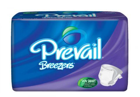 Prevail Breezer Adult Briefs (Regular)