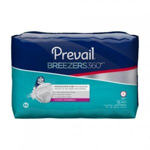 Prevail Breezers 360 Briefs Size 1