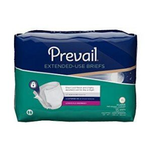 Prevail PM Extended Wear Brief (X-Large)