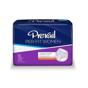 """Prevail Per-Fit Underwear for Women, Large, 44""""-58"""""""