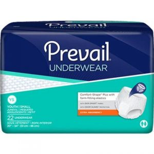 Prevail Extra Protective Underwear (Youth/Small)