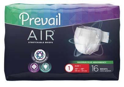 Prevail Air Stretchable Brief (Size 1)