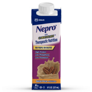 NEPRO Oral Supplement with Carbsteady, Butter Pecan 8oz 64798