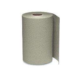 Towels Hardwound Brown 8in x 800ft 800HN-6 Case of 12