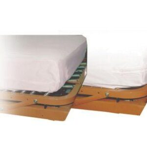 Mattress Cover w/Zipper (Contoured)