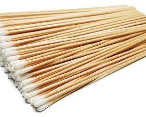 Dukal Applicators Cotton Tip Wood Shaft 3 Inch, Non-Sterile 4301 Case of 10000