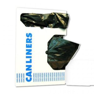 """Trash Can Liners, 24""""x 32"""" Case of 500"""