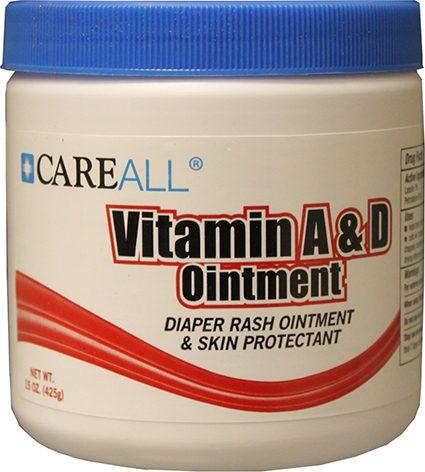 A and D Ointment 15oz Jar VAD15J