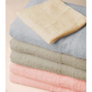 "100% Cotton Washcloth, 1.0 LB, 12""x 12"" (BLUE) 12121BLU Pack of 60"