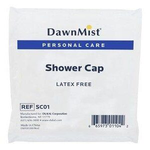 Dukal Shower Caps SC-01 Case of 2000