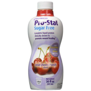 Pro-Stat Protein Supplement Sugar Free Wild Cherry 30oz Ready to Use Bottle