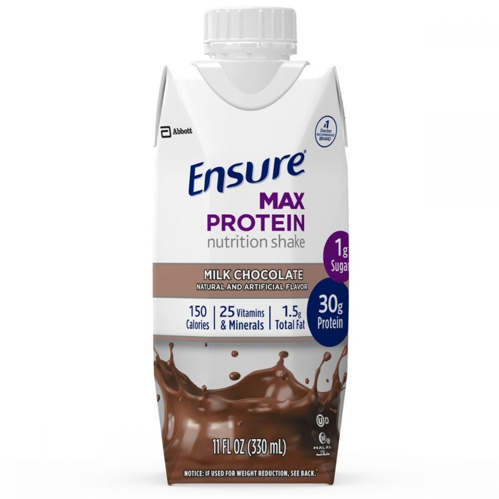 Ensure Max Protein, Milk Chocolate 11oz 66899