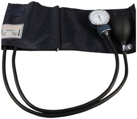 Aneroid BP Sphygmomanometer Kit Large - 7108