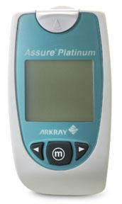 ASSURE PLATINUM Blood Glucose Meter - 500001