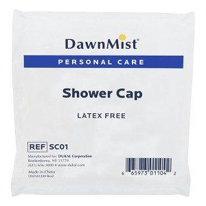 Dukal Shower Caps SC-01 Box of 200