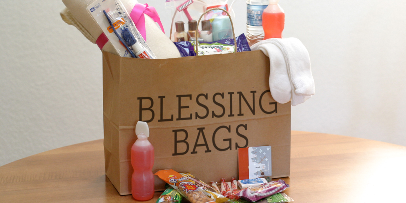 blessing bags 1