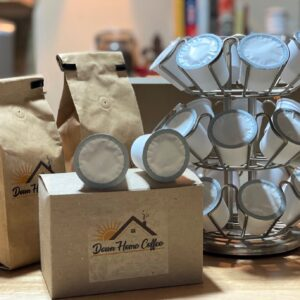 kcup compatible Pods - 48 total by Down Home Coffee