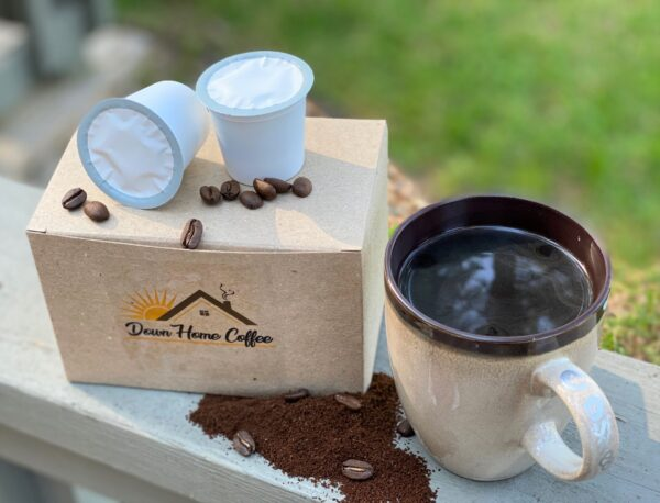 kcup compatible Pods - 108 total by Down Home Coffee